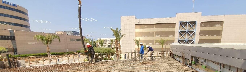 ב.ס.א בסר BSE בנייה גבס שיפוץ מיזוג כללית אינטל